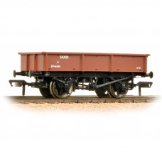 37-355D - 13 Ton Steel Sand Tippler Wagon BR Bauxite - Regular -26.79