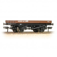 37-478A - 1 Plank Wagon LMS Bauxite - Regular -21.79