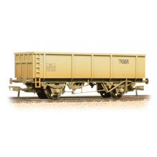 37-550B - 46T POA Mineral Wagon 'Tiger' Weathered - Regular -36.79