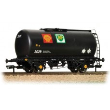 Branch-Line 37-582C - (D) 45 Ton TTA Tank Wagon 'Shell BP' Black