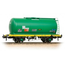 Branch-Line 37-587 - 45 Ton TTA Tank Wagon Aviation Fuel Green Weathered