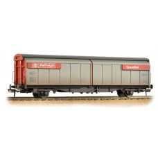 37-601B - 46 Tonne glw VGA Sliding Wall Van Railfreight Speedlink Weathered - Regular -39.79