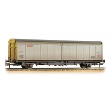 37-604A - 46 Tonne glw VGA Sliding Wall Van Railfreight Distribution Weathered - Regular -39.79