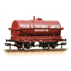 Branch-Line 37-662 - 14 Ton Tank Wagon 'Pease & Partners' Red