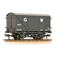 37-778D - 12 Ton Mogo Van GWR Grey - Regular -28.79