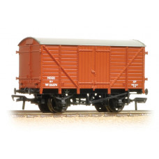 37-780 - 12 Ton Mogo Van BR Bauxite (Early) - Regular -28.79
