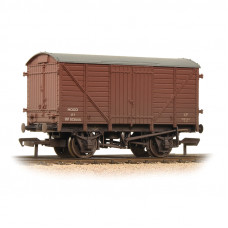37-780A - 12 Ton Ventilated Van BR Bauxite Weathered - Regular -31.79