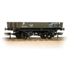 Branch-Line 37-931 - 3 Plank Wagon BR Departmental Olive Green