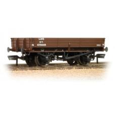 Branch-Line 37-932 - 3 Plank Wagon LMS Bauxite