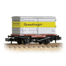 37-990 - Conflat with BA Standard Container 'Speedfreight' - Regular -28.79