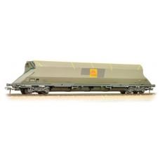 Branch-Line 38-034 - 100 Tonne HHA Bogie Hopper Wagon 'COLAS' Weathered