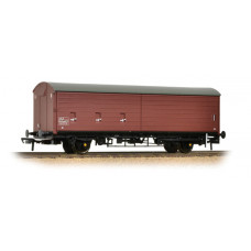38-122 - 35 Ton VAA Sliding Door Box Van Railfreight Brown - Regular -39.79