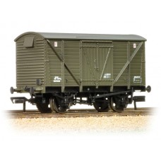 Branch-Line 38-162 - 12 Ton BR Planked Ventilated Van Departmental Olive Green