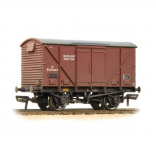 38-183A - 12 Ton BR Plywood Fruit Van BR Bauxite (Late) Weathered - Regular -31.79