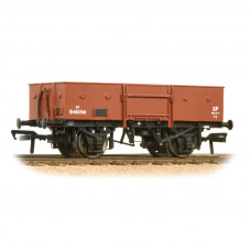 38-325A - 13 Ton High Sided Steel Wagon BR Bauxite (Early) - Regular -33.79