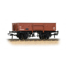 38-331 - 13 Ton H/Sided Steel Wagon (Chain Pockets) LNER Bauxite - Regular -33.79