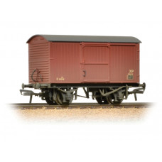 38-478 - 12 Ton Non-ventilated Van BR Bauxite (Late) Weathered - Regular -31.79