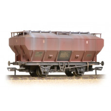 38-500A - Covhop Wagon BR Bauxite - Heavily Weathered - Regular -43.79