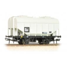 38-601 - (D) 21 Ton Grain Hopper BR Grey (TOPS) - Regular -37.89