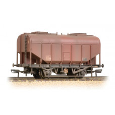 38-602A - 21 Ton Grain Hopper BR Bauxite (Late) Heavily Weathered - Regular -43.79