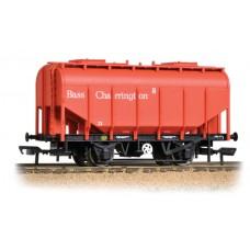 38-603 - 21 Ton Grain Hopper BR PO Bass Red - Regular -40.79