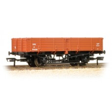 38-700 - (D) 12 Ton Pipe Wagon BR Bauxite (Early) - Regular -31.89