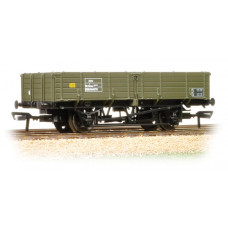 38-702 - 12 Ton Pipe Wagon BR Engineers Olive Green - Regular -39.79