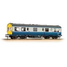 39-777A - LMS 50' Inspection Coach BR Blue & Grey - Regular -94.79