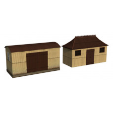 44-0055 - Pagoda Shed and Store - Regular -52.79