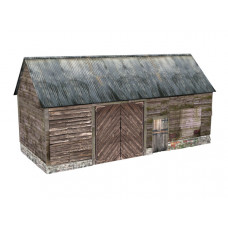 44-0057 - Wooden Barn - Regular -52.79