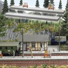 10000 - Train Platform