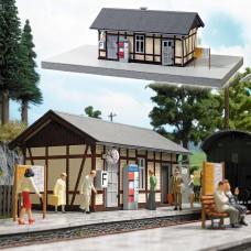 10005 - Train Stop Aufhausen