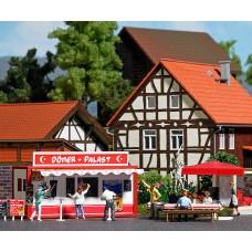1034 - Doner Kebab Sales Cntnr