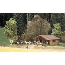 1035 - Log Cabin
