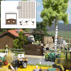 1038 - Ostrich Farm