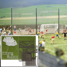 1052 - Football/Soccer Field