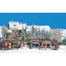 1059 - Christmas Fair Street Scn