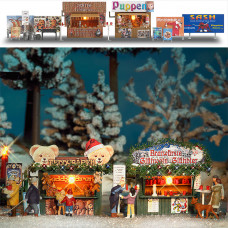 1060 - Xmas Booth w/Access  2/