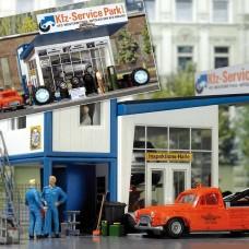 1062 - Tire Service Center w/Trk