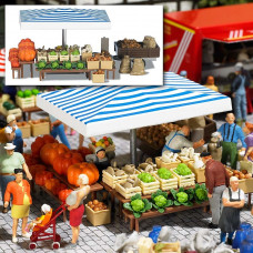 1070 - Vegetable Marketstand