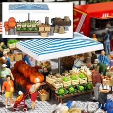 1070 - Vegetable Marketstand
