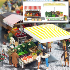 1071 - Honey, Jam & Vege Stand