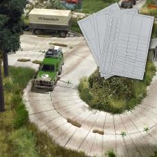 1106 - Concrete Slab Pavement