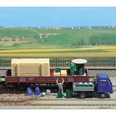 1132 - Freight Goods Assorted