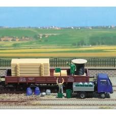 1132 - Freight Goods Assorted