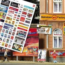 1138 - Modern Advertisement Set