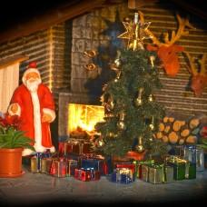 1140 - Christmas Gift Set w/Tree