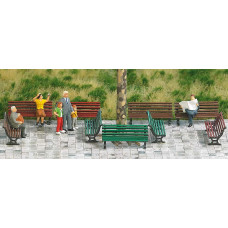1149 - Park Benches 12/