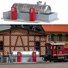 1158 - Refuel Station f/Dsl Loco