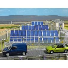1161 - (D) Solar Module Metal Frame